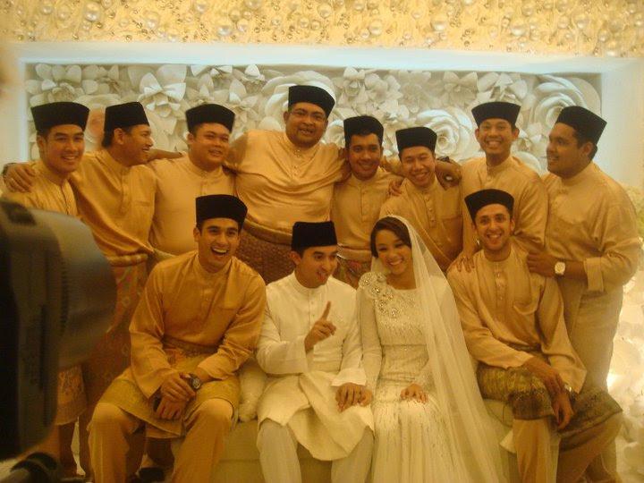 163476 471291109162 724029162 5739916 6153010 n (Gambar) Majlis Nikah & Perkahwinan SM Nasarudin dan Marion Caunter