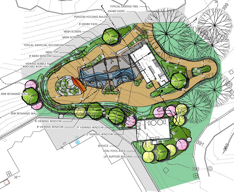 MESA Landscape Architects, Inc. :: Zoological and ...