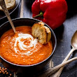 Customize Your Roasted Red Pepper Soup