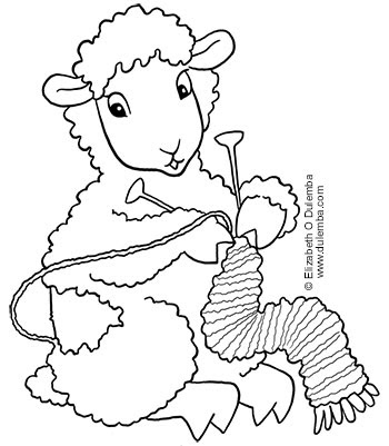 Today I Will Fly Coloring Page