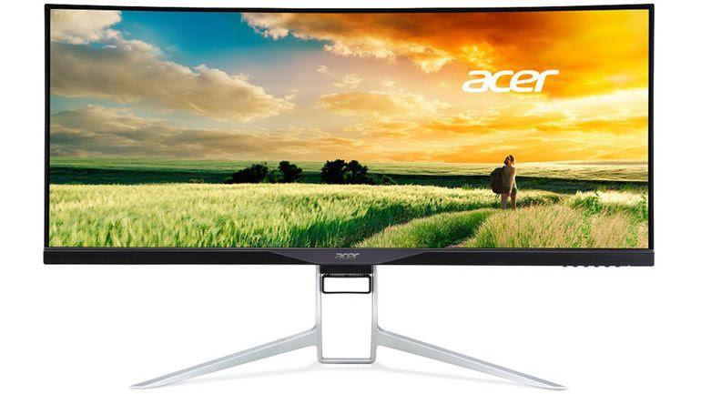 Acer lanza el primer monitor curvo Ultra Wide con FreeSync