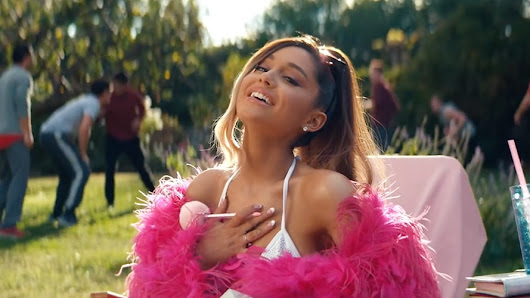 Here's What Marketers Can Learn From Ariana Grande's Viral 'Thank U Next' Video