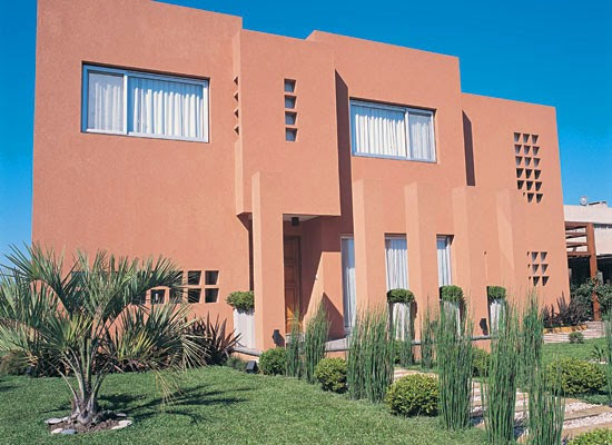 Arquitectura, fachadas, casas, diseño