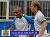 Júlio Silva fica com o vice-campeonato de duplas do challenger Campos do Jordão