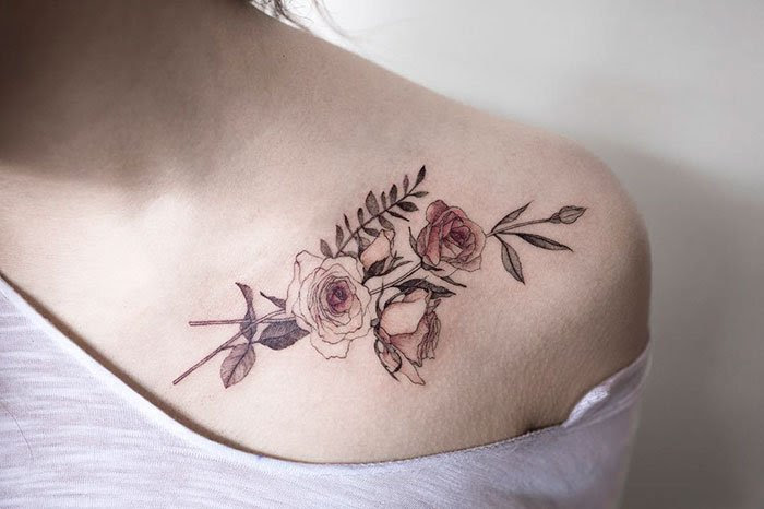 Preciosos Tatuajes Minimalista Que Triunfan En Corea De En Taringa