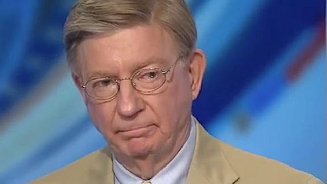 Washington Post Defends George Will's Atrocious Rape Column