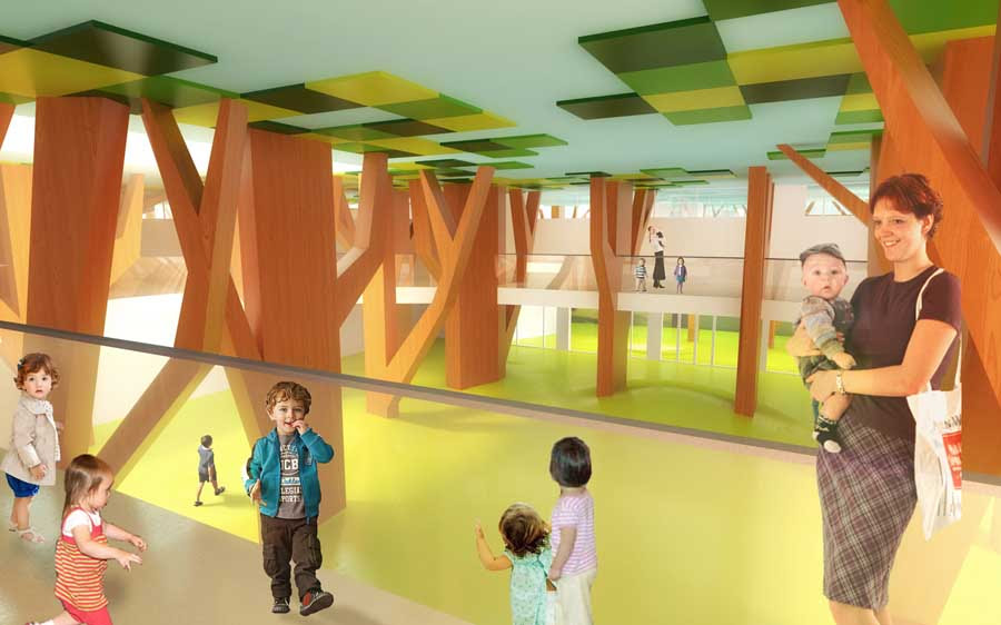 Nursery School Buildings - Nurseries, Designs | e-
