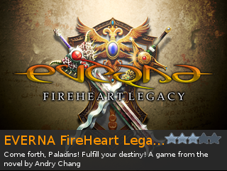 FireHeart - Legend of the Paladins , an indie RPG game for RPG Maker VX