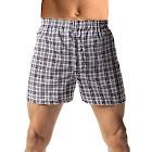 Hanes Men's FreshIQ Comfort Flex Waistband Tartan Boxer 5-Pack