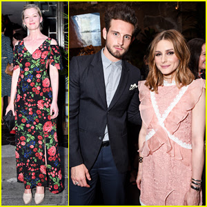 Gretchen Mol, Nico Tortorella & Olivia Palermo Buddy Up At Shorties Fest 2017!