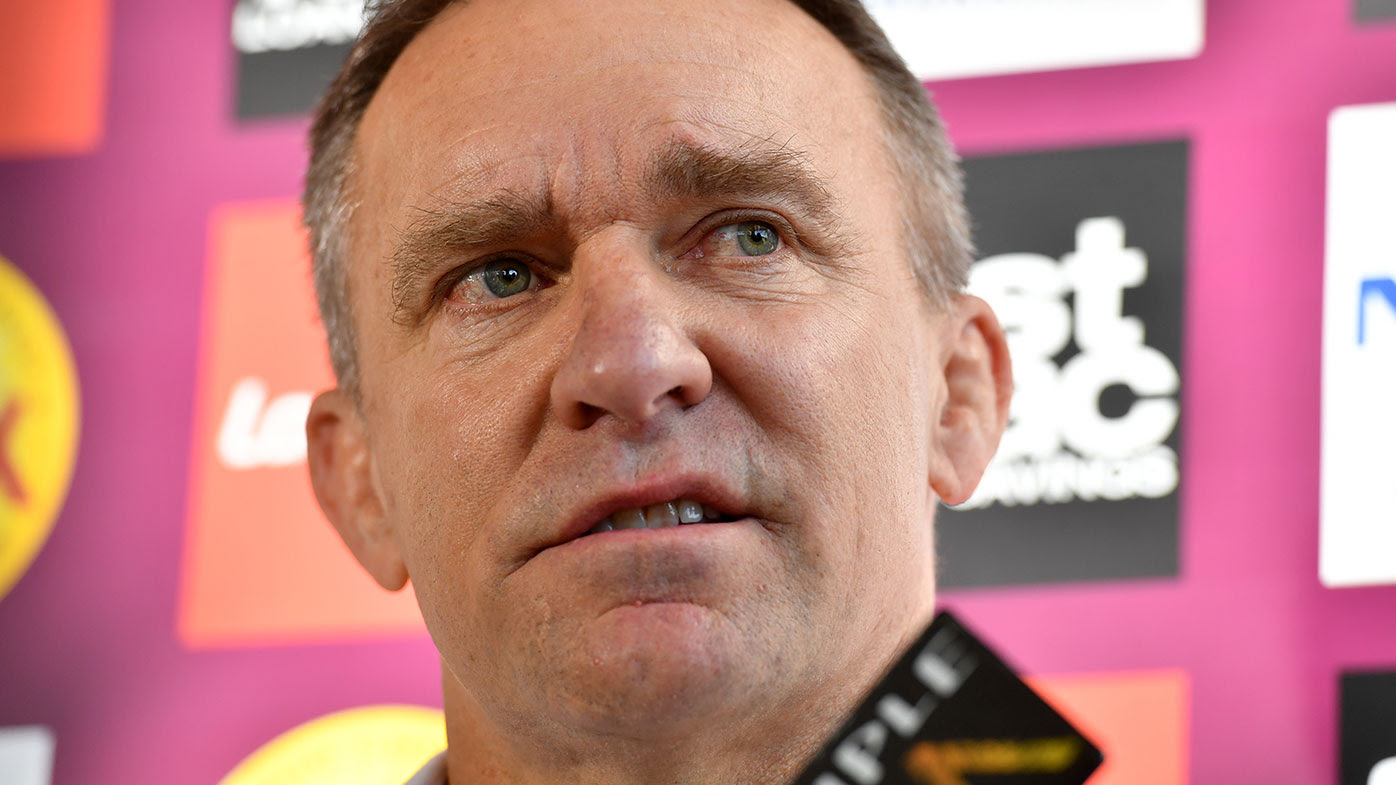 Tempers flare as Broncos boss refuses to guarantee Bennett's future
