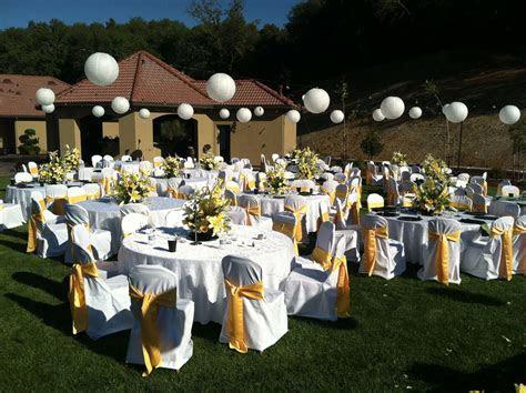 This Weeks ? 14  Elegant Outdoor Wedding Decorations
