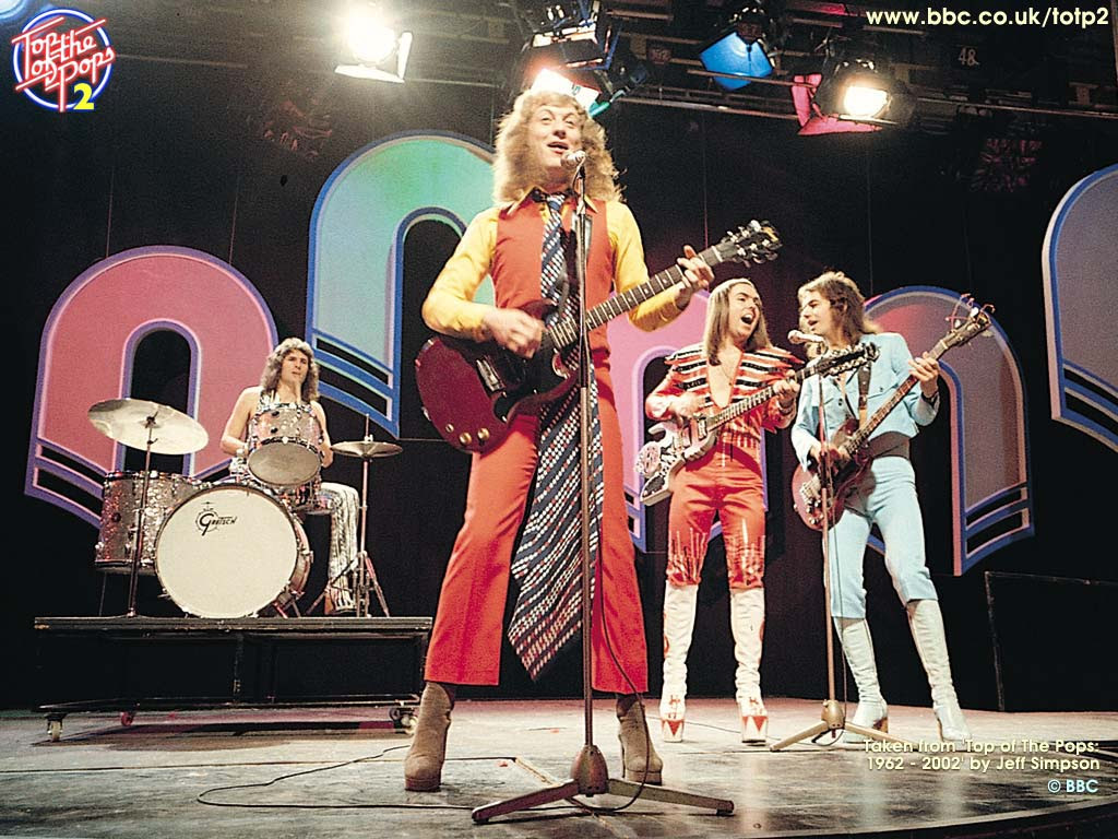 Yes, it's Slade on Top of the Pops