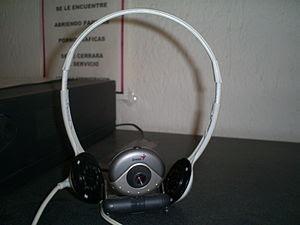 English: A Genius Messenger 310 webcam framed ...