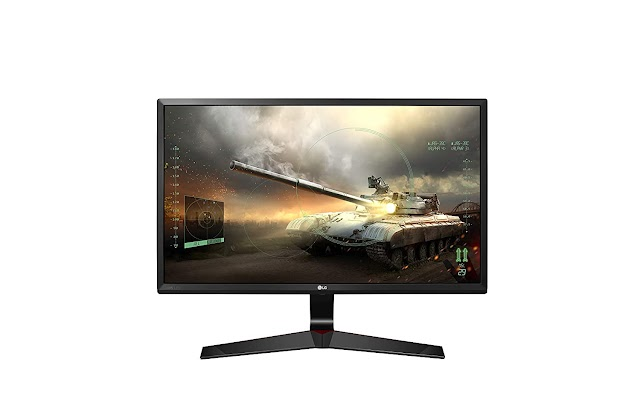 LG 24 inch Gaming Monitor - 1ms Refresh Rate