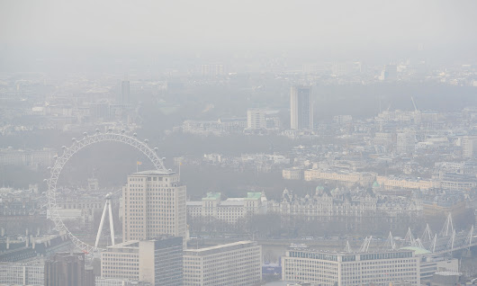 Nearly 9,500 people die each year in London because of air pollution – study | Environment | The Guardian