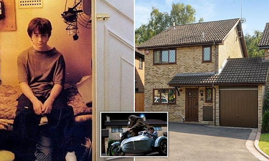 Harry Potter and the £500,000 house: 'Privet Drive' on the market