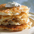 Chanukah Series: Latkes (Potato Pancakes!)
