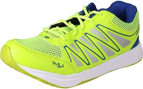 Jabra Top Quality Material Sports Shoes (shaper-8/.Green/08)