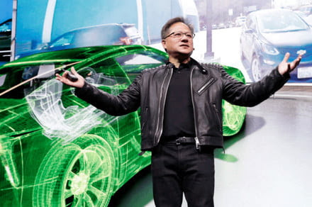 Nvidia 'more than happy to help' if Tesla's self-driving chip doesn't pan out - AIVAnet