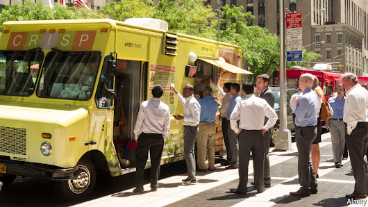 The Economist explains: How American cities keep food trucks off their streets | The Economist