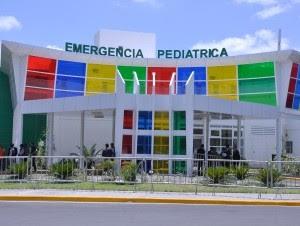 Hospital Arturo Grullón.Foto de archivo