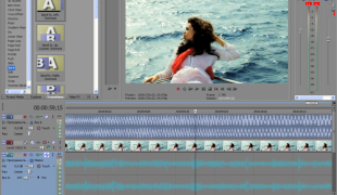 Как отделить звук от видео в Sony Vegas
