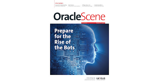 Oracle Scene Issue 64