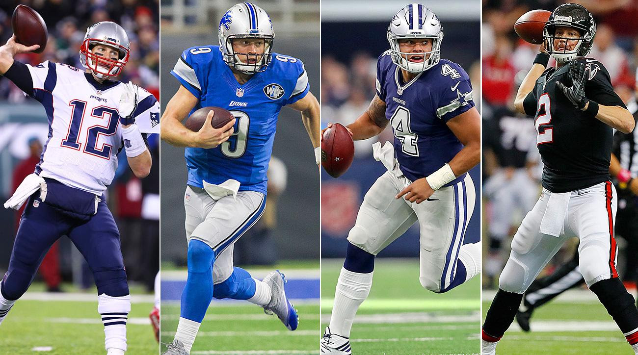 Ranking the NFL's eight divisions by their quarterbacks  SI.com