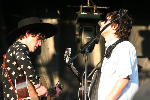 conor oberst & the mystic valley band - dutchess stadium. wappingers falls, ny - 7-18-09