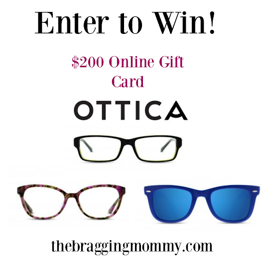 Clear Vision Meets Style ~ Ottica Prescription EyeGlasses and Sunglasses Review and $200 GC Giveaway!