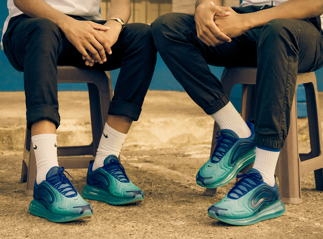 medianoche Arena Pef  Outfit Ideas: Nike Air Max 720 Outfit Ideas