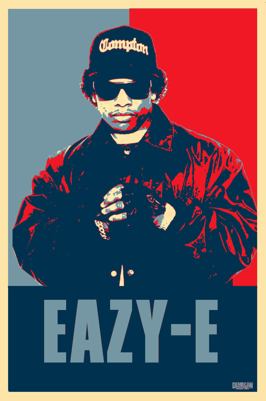 Eazy E By DemircanGraphic On DeviantArt