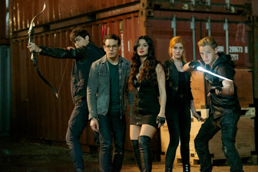 "Shadowhunters Episode 5: ""Moo Shu to Go"" - Review!"