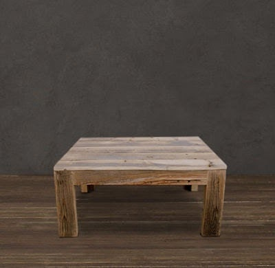 Jw atlas wood co reclaimed wood coffee table for Colorado reclaimed wood