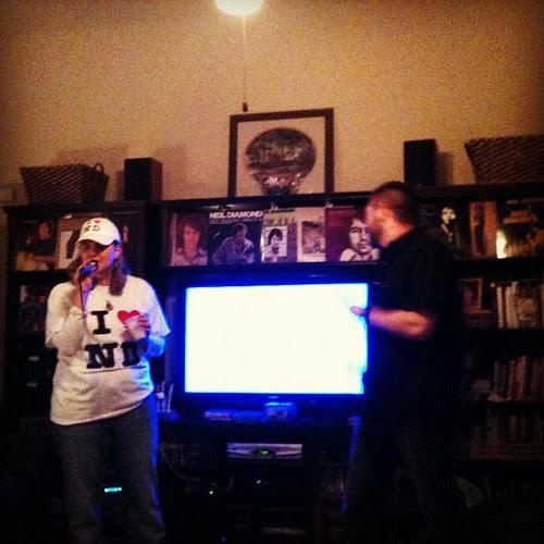 Neil karaoke :30! by seanclaes