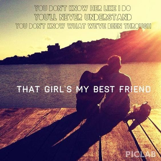 Friendship Goals Quotes Boy And Girl Happy Image