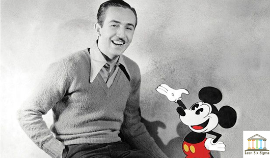 5 Great Lessons from Walt Disney about Lean Management