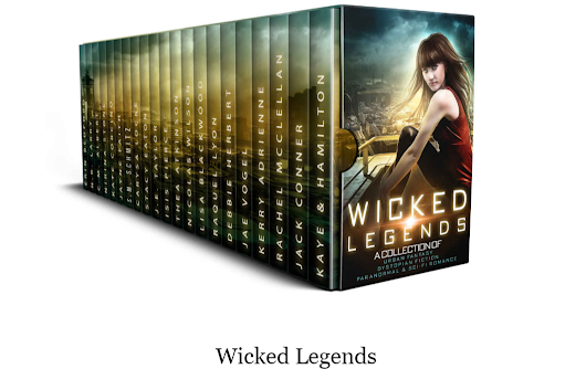 Last chance Box Set–WICKED LEGENDS • We Are Word Nerds