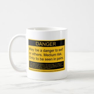 Medium Risk Coffee Mug