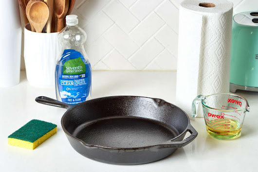 Learn Once and for All How to Season Your Cast Iron Skillet