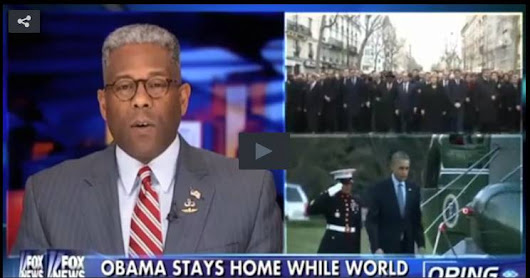 Allen West Slams Obama For Being Complicit With Islamic Terrorism