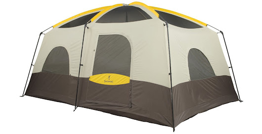 Browning Camping Big Horn Family/Hunting Tent Review