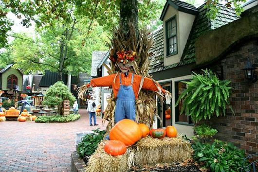 Harvest Festival Means Even More Fall Fun - Blog White Oak Lodge & Resort