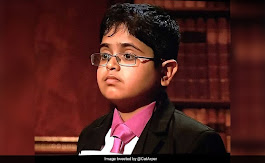 Indian-Origin Boy Wins UK Child Genius Show; IQ Equals Albert Einstein, Stephen Hawking