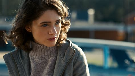 Natalia Dyer As Nancy Stranger Things Season 2 8k, HD Tv