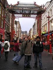 China Town, London, UK