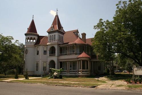 dunn houston house