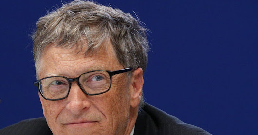 Bill Gates unveils massive green-energy plan at start of climate talks