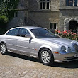Jaguar S-Type hire - Special Day Cars